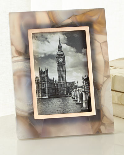 Stone Slab Picture Frame, 4