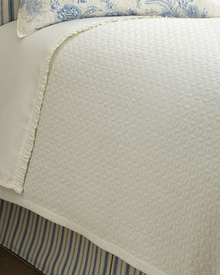 Image 1 of 2: Twin Manchester Quilted 2-Piece Set
