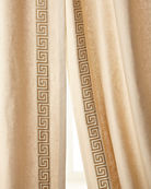 Eastern Accents Folly Curtain, Left Panel, 48