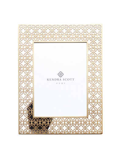 Filigree Picture Frame, 4