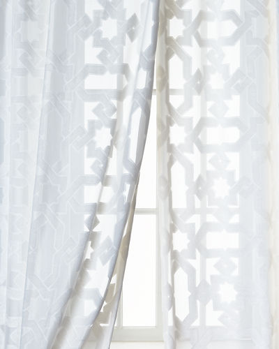 Urban Cut Curtain, 96