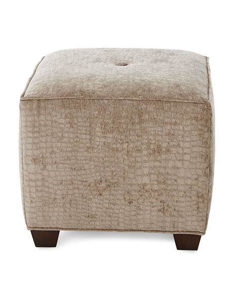 Tremendous Millie Cube Ottoman Bralicious Painted Fabric Chair Ideas Braliciousco