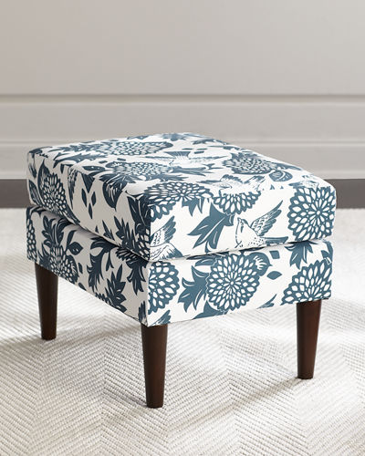 Yarrow Pillow-Top Ottoman