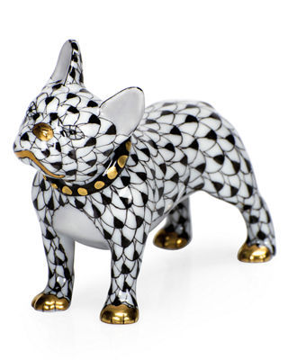 Frenchie Dog Figurine