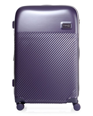"""LIPAULT DAZZLING PLUME 28"""" SPINNER LUGGAGE"""