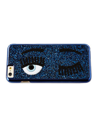 Chiara Ferragni Winking Eye Glitter iPhone?? 7 Case