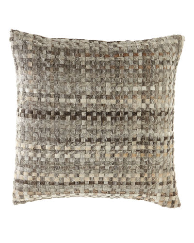 Noury Basketweave Pillow and Matching Items