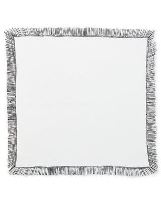 Halo Home Fringe Dinner Napkins, Set of 4