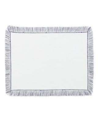 Halo Home Fringe Rectangle Placemats, Set of 4