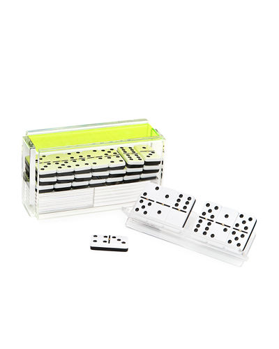 El Catire Domino Set w/ Racks