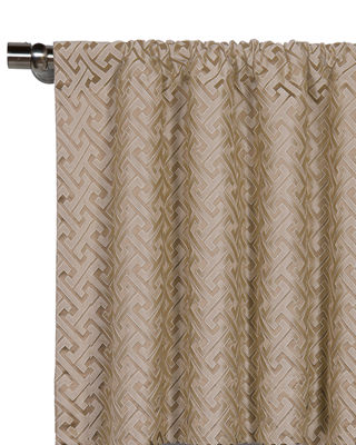 Eastern Accents Roscoe Rod Pocket Curtain Panel, 96