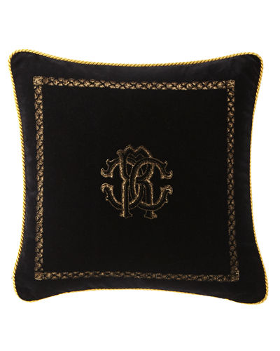 "Venezia Cushion, 16""Sq."