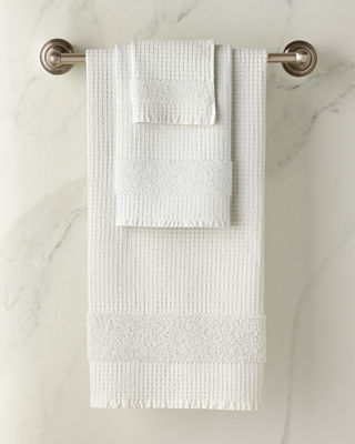 Kassatex Maison Wash Cloth