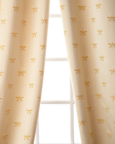 Imperial Dragonfly Curtain, 108