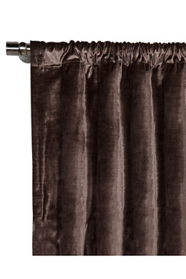 Eastern Accents Winchester Rod Curtain Panel, 108