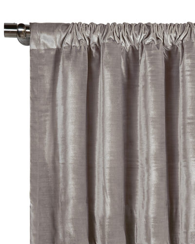 "Winchester Rod Curtain Panel, 96""L"