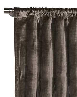 Eastern Accents Winchester Rod Curtain Panel, 96L