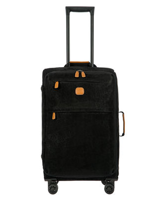 Life Collection Tropea 25-Inch Spinner Suitcase - Black