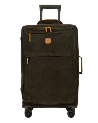 Life Collection Tropea 25-Inch Spinner Suitcase - Green, Olive