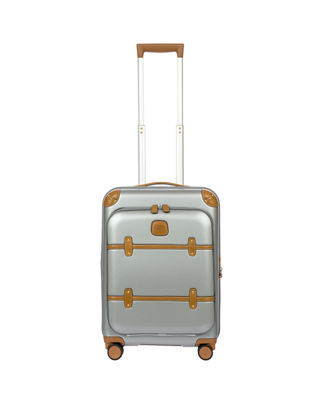 Bellagio 2.0 21-Inch Rolling Carry-On - Metallic, Silver