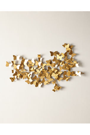 Jamie Young Butterfly Wall Sculpture