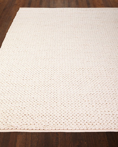 Exquisite Rugs Leonore Hand-Loomed Rug, 6' x 9'