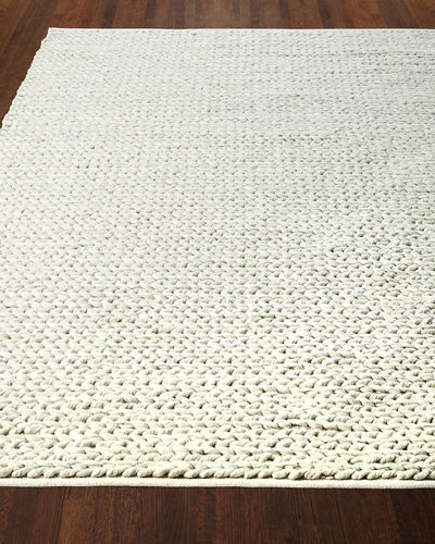 Leonore Hand-Loomed Rug, 9' x 12'