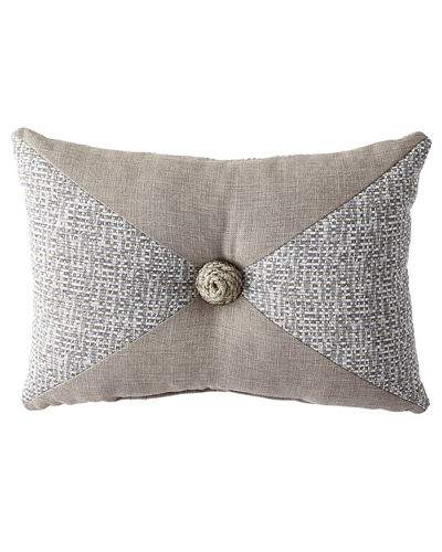 "Sherry Kline Home Vanessa Boudoir Pillow, 14"" x 20"""