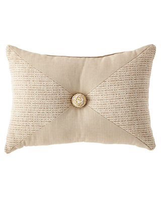 Sherry Kline Home Vanessa Boudoir Pillow, 14