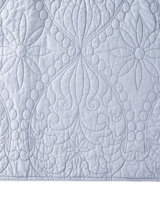 C & F Enterprises Micaela Matelasse Full/Queen Quilt