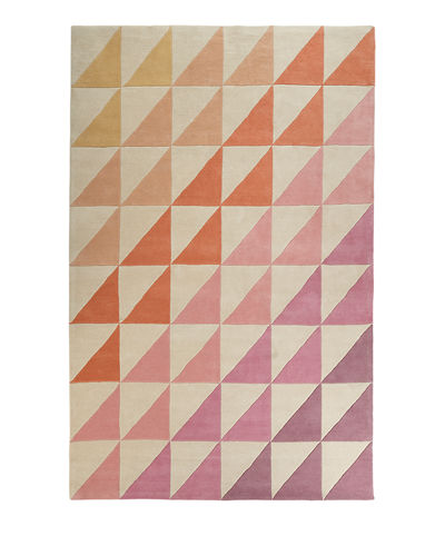 Fun Tiles Hand-Tufted Rug, 5' x 8'