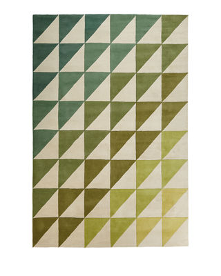 Image 3 of 3: Fun Tiles Hand-Tufted Rug, 8' x 10'