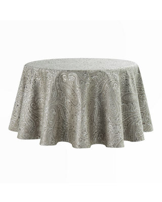 Quick Look. Waterford · Esmerelda Round Tablecloth ...
