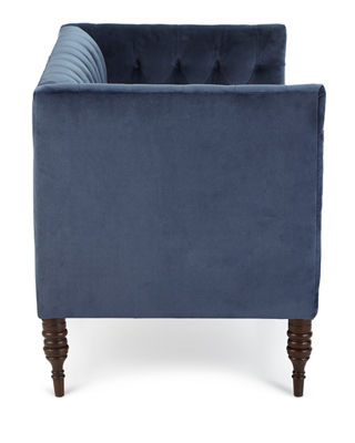Image 3 of 5: Erika Tufted Settee