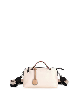 Fendi By The Way Medium Calf Ribbon Duffel
