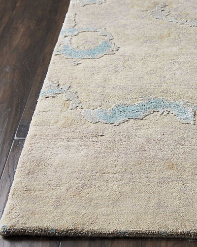 Tranquilite Hand-Knotted Rug, 10' x 14'