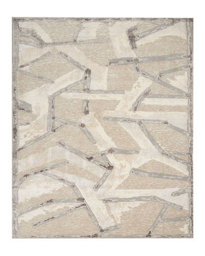 Christopher Guy Chemin Misted Morning Hand-Knotted Rug