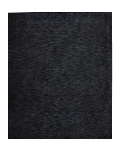 Luxueux Hand-Loomed Rug, 9' x 12'