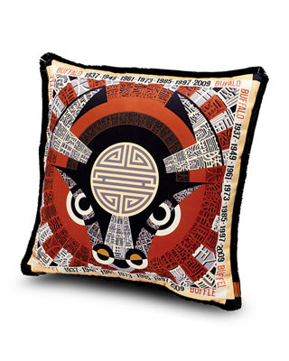 Missoni Home Oroscopo Pillow, 16