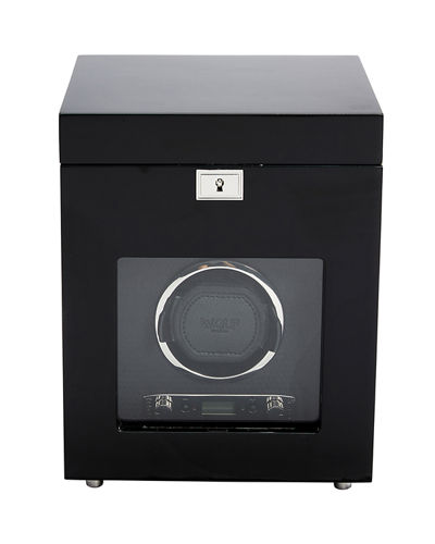 Savoy Single Watch Winder with Storage