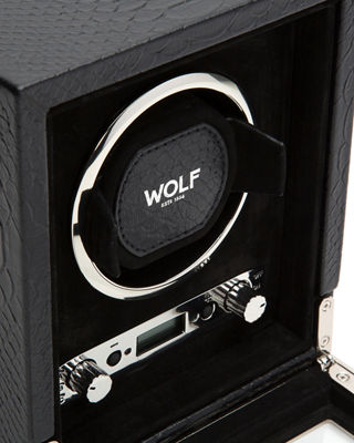 Image 2 of 3: Exotic Single Watch Winder