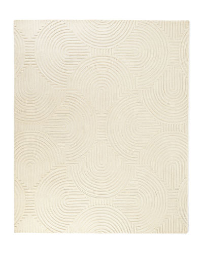 Adonis Hand-Tufted Rug, 6' x 9'