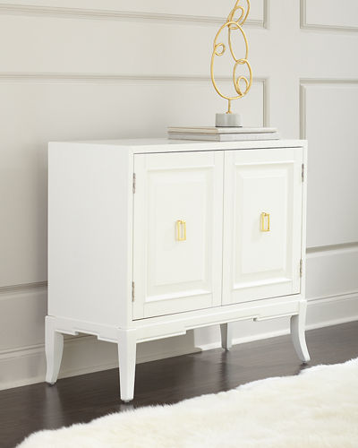 Kenji 2-Door Accent Chest