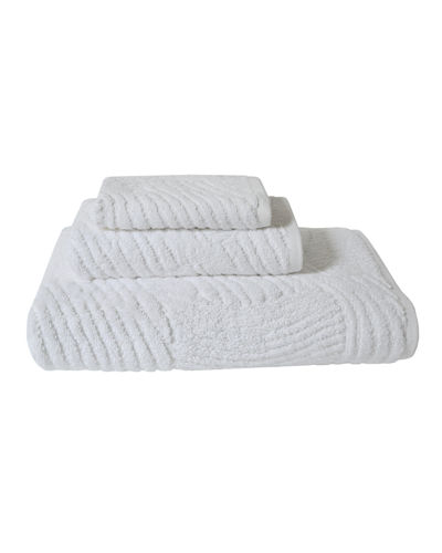 Dynasty Wave Washcloth