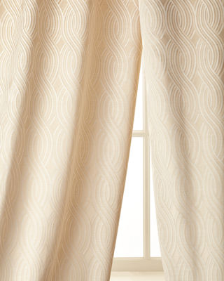 Isabella Collection by Kathy Fielder Astor Curtain, 96