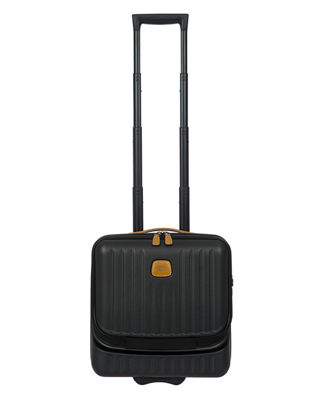 CAPRI WHEELED PILOT CASE - BLACK
