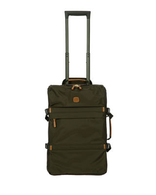 "X-TRAVEL 21"" MONTAGNA CARRY-ON TROLLEY LUGGAGE"