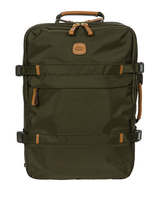 X-TRAVEL MONTAGNA TRAVEL BACKPACK - GREEN