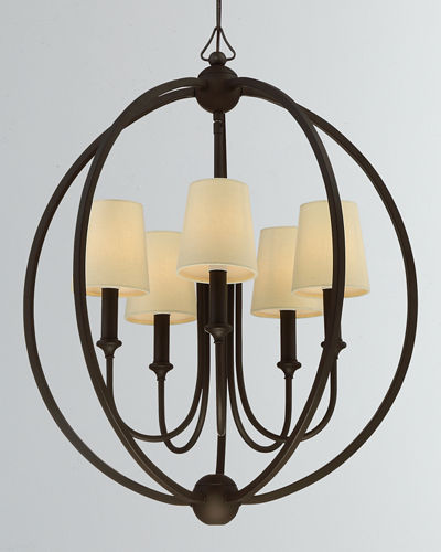 Sylvan 5-Light Chandelier