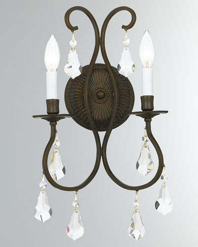 Ashton 2-Light English Sconce
